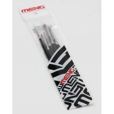 MTS010 MENG Set of brushes (5pcs)
