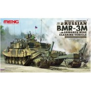 SS-011 MENG Russian BMR-3M Armored Mine Clearing Vehicle, 1/35