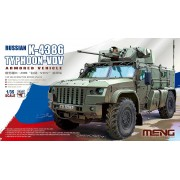 VS-014 MENG Российский бронеавтомобиль К-4386 Тайфун-ВДВ, 1/35