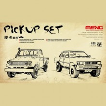 VS-007 MENG PICKUP SET, 1/35