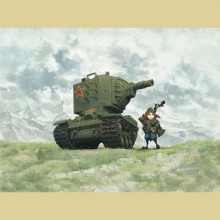 WWT-004 MENG SOVIET HEAVY TANK KV-2