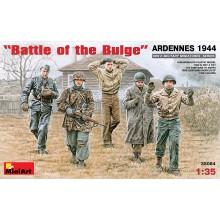 35084 MiniArt Операция Битва за Выступ (Арденны 1944), 1/35