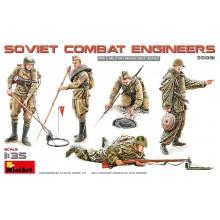 35091 MiniArt Советские саперы (Soviet combat engineers), 1/35