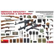 35247 MiniArt Немецкое автоматическое оружие и экипировка, 1/35