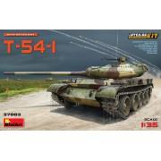 37003 MiniArt T-54-1 СОВЕТCКИЙ СРЕДНИЙ ТАНК. с Интерьером, 1/35
