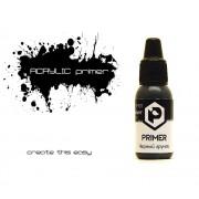 P01 Pacific88  Черная грунтовка (Black primer) акриловая, Acrylic, 10мл