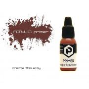 P04 Pacific88 Красно-коричневый грунт металл/пластик (grey primer) акриловый, Acrylic, 10мл