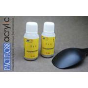 V04 Pacific88 Лак Полуматовый  Aqua, Acrylic, 10мл
