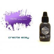 M38 Pacific88 AERO Сталь жженая фиолетовая (Burnt purple steel), 18мл