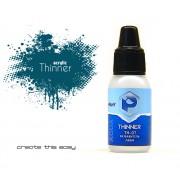 TH07 Pacific88 Разбавитель для акриловых красок лайм (Thinner), 10 мл.