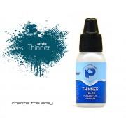 TH08 Pacific88 Разбавитель для акриловых красок лаванда (Thinner), 10 мл.