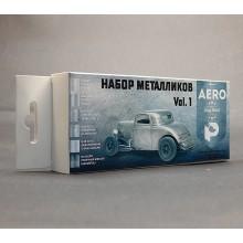 3501 Pacific88 Набор металликов AERO vol.1