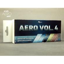3504 Pacific88 Набор металликов AERO vol.4