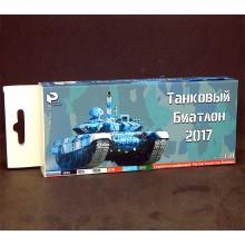 3511 Pacific88 AERO Набор красок Танковый биатлон vol.1 (Tank biatlon vol.1)