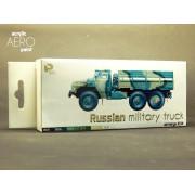 3514 Pacific88 AERO Набор красок Russian military truck