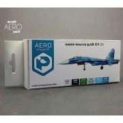 7297 Pacific88 AERO Набор красок для Су-33