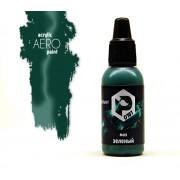 0161 Pacific88 AERO Зелёный мох (Moss green), 18 мл