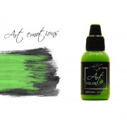 ART173 Pacific88 ART COLOR Лаймово-зеленый (lime green), 18 мл