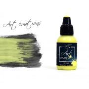 ART174 Pacific88 ART COLOR светлый грушево-зеленый (light pear green), 18 мл