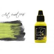 ART50 Pacific88 ART COLOR бледный желто-зеленый (pale yellow green), 18 мл
