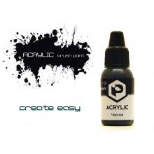 F01 Pacific88 acrylic matt Black