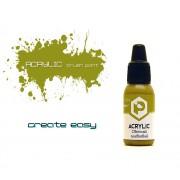 F104 Pacific88 Краска Оливковый светлый (Olive light) акриловая, Acrylic, 10мл