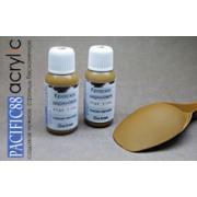 F105 Pacific88 Краска Оливково-коричневая (Olive-brown) акриловая, Acrylic, 10мл