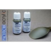 F106 Pacific88 Краска Оливковая (Olive) акриловая, Acrylic, 10мл
