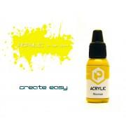 F146 Pacific88 Краска Желтый (Yellow) акриловая, Acrylic, 10мл