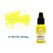 F18 Pacific88 Краска Желтая сера (Yellow sulfur) акриловая, Acrylic, 10мл