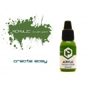 F25 Pacific88 Краска Папоротниково-зеленый (Fern green) акриловая, Acrylic, 10мл