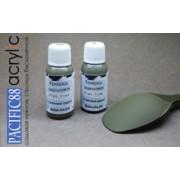 F26 Pacific88 Краска Оливковый средний (Olive medium) акриловая, Acrylic, 10мл