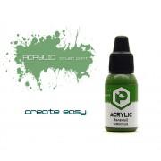 F33 Pacific88 Краска Майский зеленый (May green) акриловая, Acrylic, 10мл