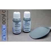 F54 Pacific88 Краска Серый мышиный (Grey mouse) акриловая, Acrylic, 10мл