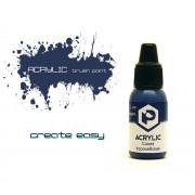 F99 Pacific88 Краска Королевская синяя (Royal blue) акриловая, Acrylic, 10мл