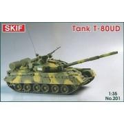 201 SKIF Cоветский боевой танк 80-УД Береза, 1/35