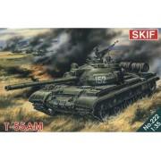 222 SKIF Танк T-55AM, 1/35