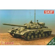 227 SKIF Советский командирский танк Т-64АК, 1/35