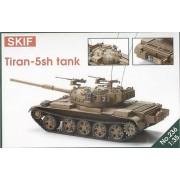 236 SKIF Tiran - 5Sh tank, 1/35