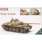 239 SKIF Tiran-4 tank, 1/35