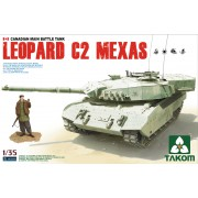 2003 TAKOM CANADIAN MAIN BATTLE TANK LEOPARD C2 MEXAS, 1/35