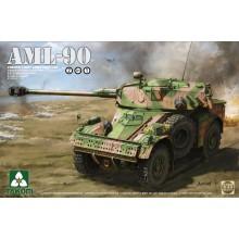 2077 TAKOM French Light Armoured Car AML-90, 1/35
