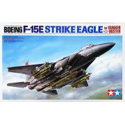 60312 Tamiya BOEING F-15E Strike Eagle w/Bunker Buster, 1/32