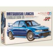 24213 Tamiya MITSUBISHI LANCER EVOLUTION VI, 1999г., 1/24