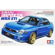 24231 Tamiya Subaru Impreza WRX STi, 1/24