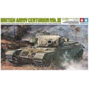 25412 Tamiya Британский танк Центурион МК. III с фигурой, 1/35