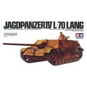 35088 Tamiya Немецкая противотанковая САУ с 75-мм пушкой , 1 фигура, 1/35