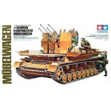 35101 Tamiya Flakpanzer Mobelwagen, 1/35