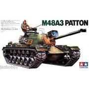 35120 Tamiya Американский средний танк M48A3 Patton, 2 фигуры, 1/35