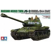 35289 Tamiya Советский тяжелый танк ИС-2 с двумя фигурами и двумя типами траков, 1/35